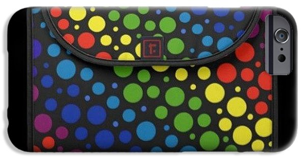 Bright iPhone 6 Case - #macbook #cover #rainbow #awesome by Mandy Shupp