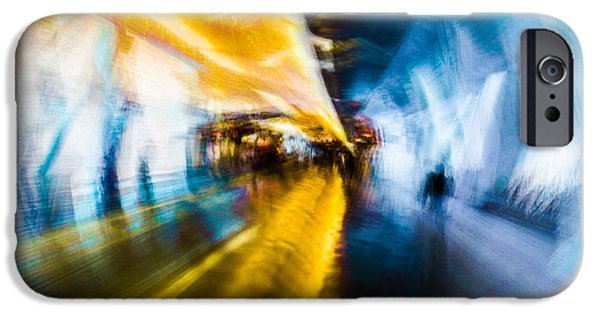 IPhone 6 Case featuring the photograph Main Access Tunnel Nyryx Station by Alex Lapidus