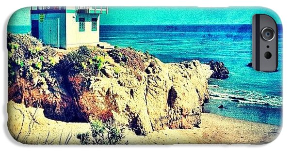 Sunny iPhone 6 Case - Malibu by Jill Battaglia