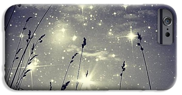 Blue iPhone 6 Case - #mgmarts #mysky #wish #life #simple by Marianna Mills
