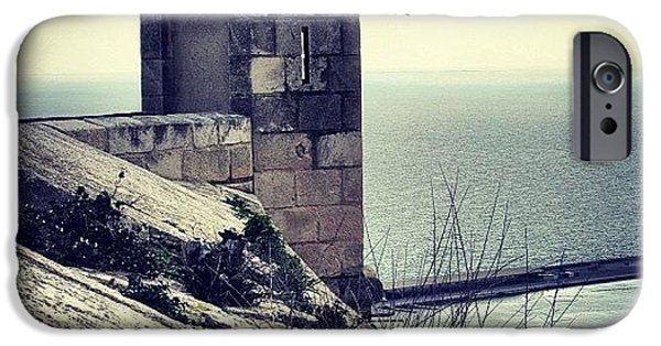 Sky iPhone 6 Case - #mgmarts #spain #alicante #view #nature by Marianna Mills