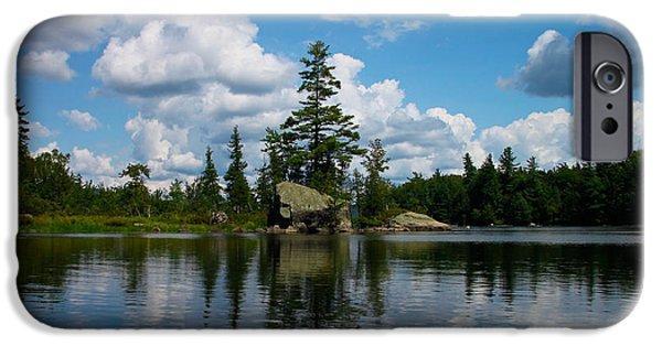 Middle Saranac Lake iPhone 6 Cases   Fine Art America