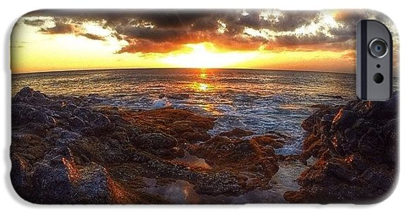 Follow iPhone 6 Case - Molokai Sunset by Brian Governale
