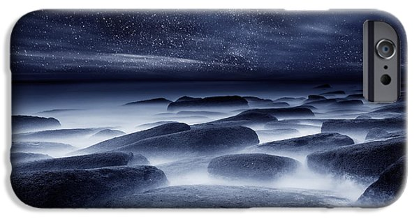 Star iPhone 6 Case - Morpheus Kingdom by Jorge Maia