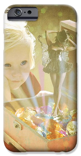 Musicbox Magic IPhone 6 Case by Linda Lees