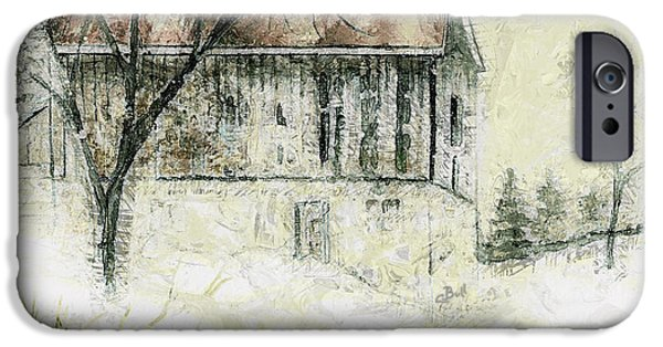 Caledon Barn IPhone 6 Case