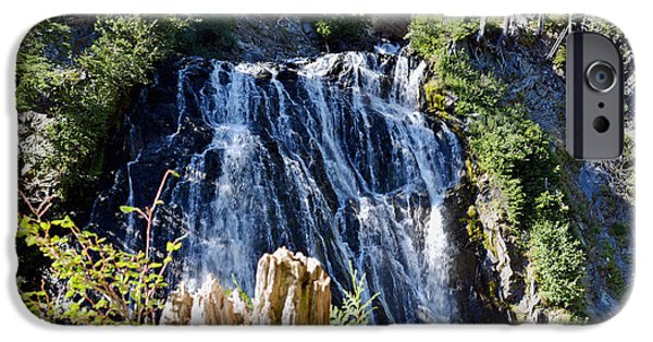 IPhone 6 Case featuring the photograph Narada Falls by Anthony Baatz