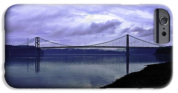 IPhone 6 Case featuring the photograph Narrows Bridge by Anthony Baatz