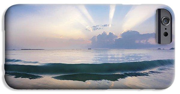 Water Ocean iPhone 6 Case - Neptune Step. by Sean Davey