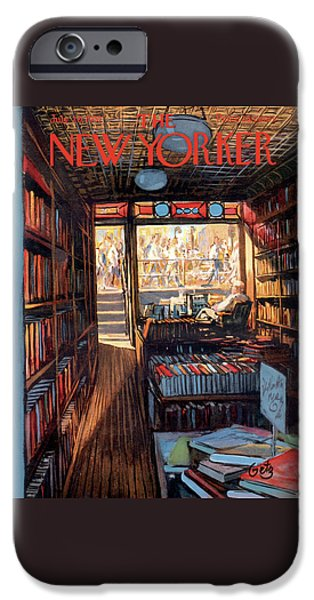 20th iPhone 6 Case - New Yorker July 20th, 1957 by Arthur Getz