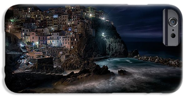 Village iPhone 6 Case - Night Silence by Aida Ianeva