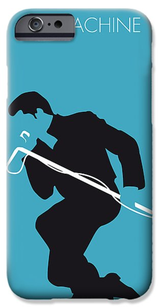 Brown iPhone 6 Case - No018 My James Brown Minimal Music Poster by Chungkong Art