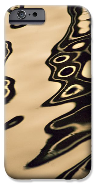 IPhone 6 Case featuring the photograph Non Euclidean Geometry by Yulia Kazansky
