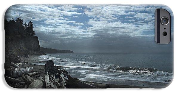 Ocean Beach Pacific Northwest IPhone 6 Case