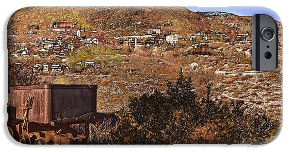 Old Mining Town No.24 IPhone 6 Case