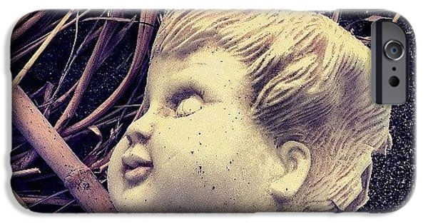 Colorful iPhone 6 Case - On The Beach by Emanuela Carratoni