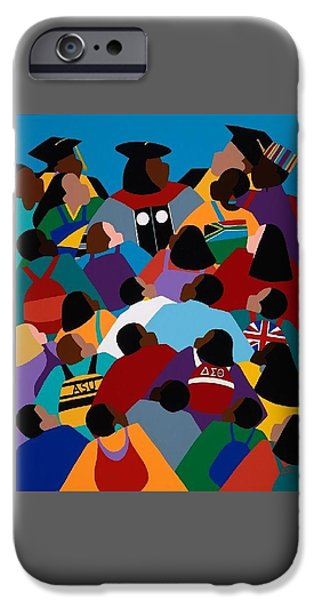 iPhone 6 Case - Opportunity Is Here Asu by Synthia SAINT JAMES