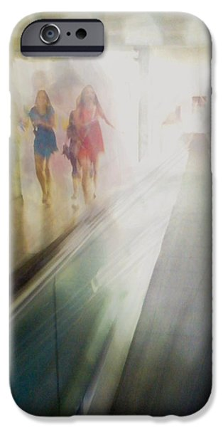 IPhone 6 Case featuring the photograph Party Girls by Alex Lapidus