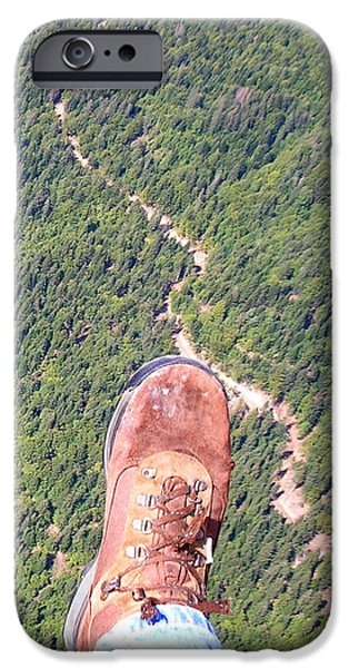 IPhone 6 Case featuring the photograph Pieds Loin Du Sol by Marc Philippe Joly