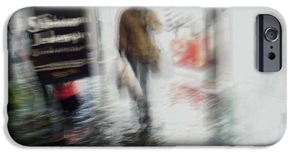 IPhone 6 Case featuring the photograph Pounding The Pavement by Alex Lapidus