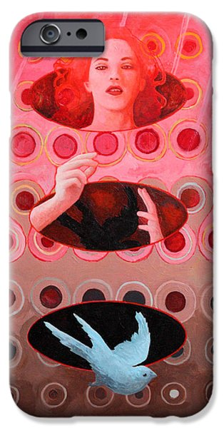 Contemporary iPhone 6 Case - Prime by Sandra Cohen
