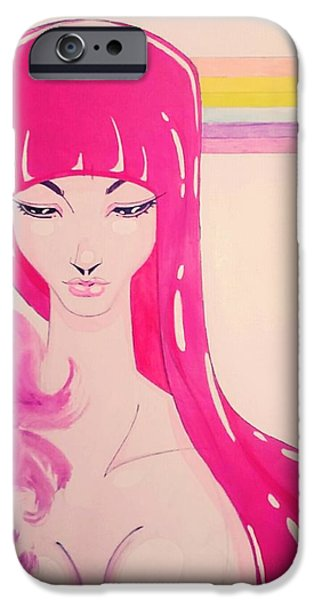 Princess Bubblegum IPhone 6 Case