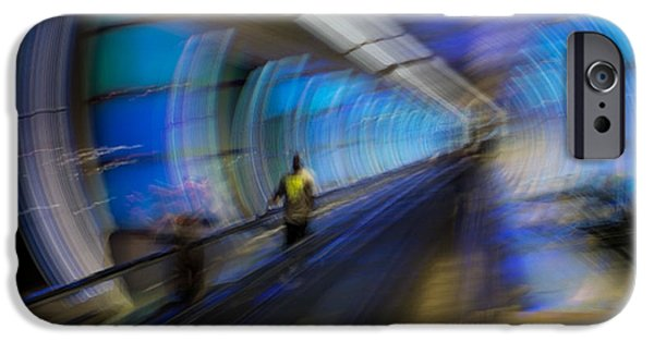 IPhone 6 Case featuring the photograph Quantum Tunneling by Alex Lapidus