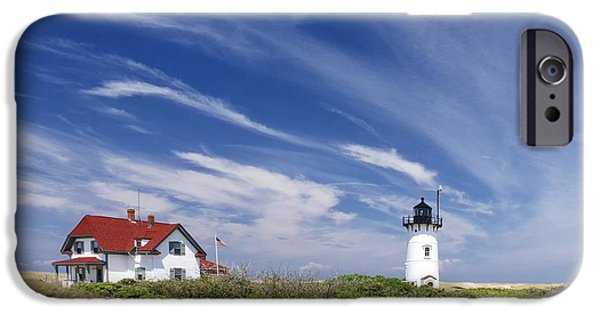 Race Point Light IPhone 6 Case by Bill Wakeley