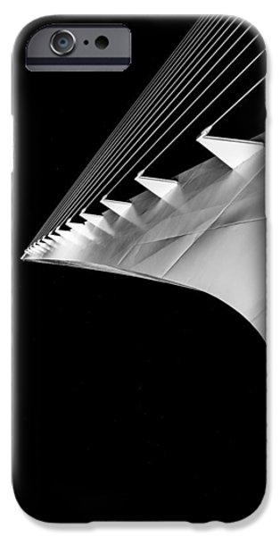 Reading A Sundial At Midnight IPhone 6 Case by Alex Lapidus