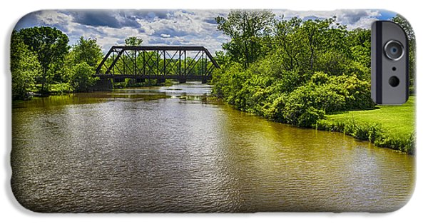 IPhone 6 Case featuring the photograph Royal River by Mark Myhaver
