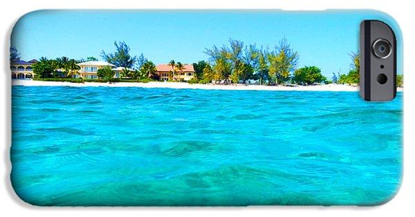 Jet Ski iPhone 6 Case - Rum Point Swim by Carey Chen