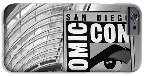 San Diego Comic Con IPhone 6 Case by Nathan Rupert