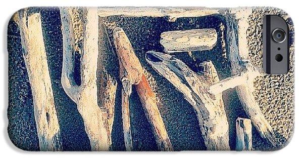 Detail iPhone 6 Case - Sea Harvest by Raimond Klavins