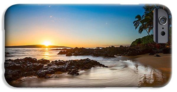 Water Ocean iPhone 6 Case - Secret Beach Sunset by Jamie Pham