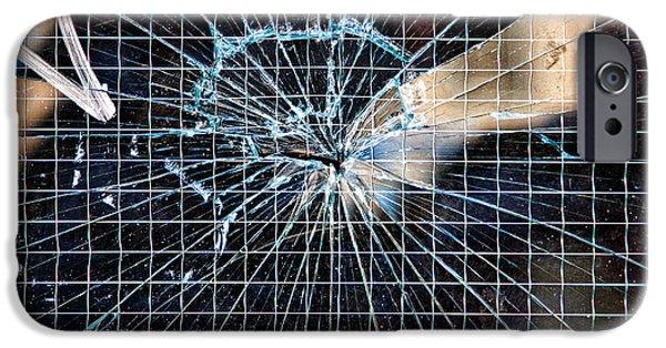 Shattered But Not Broken IPhone 6 Case
