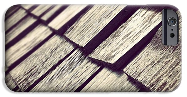 Architecture iPhone 6 Case - Shingles by Christy Beckwith