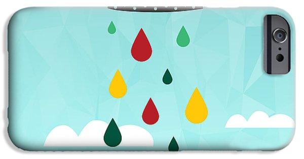 Dissing iPhone 6 Case - Shower  by Mark Ashkenazi