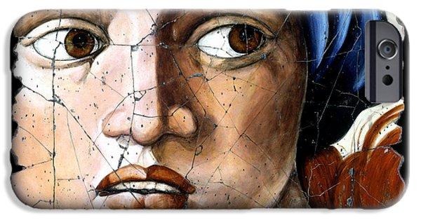 Bogdanoff iPhone 6 Case - Sibyl Of Delphi by Steve Bogdanoff