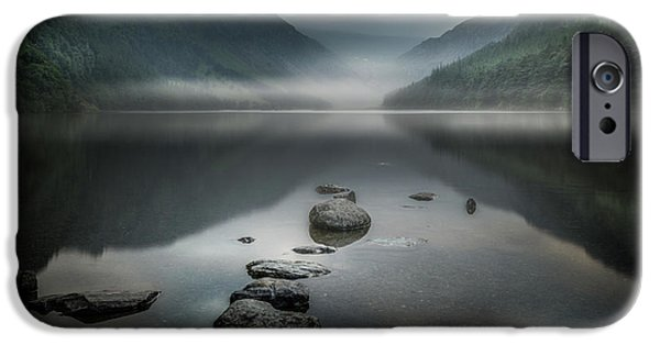 Lake iPhone 6 Case - Silent Valley by David Ahern