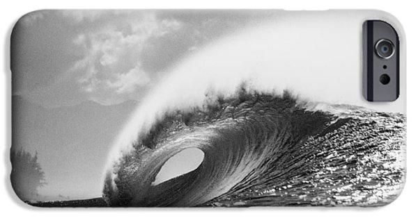 Ocean iPhone 6 Case - Silver Peak by Sean Davey