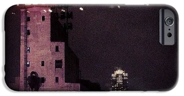 Light iPhone 6 Case - Snowy Night  by Heidi Hermes