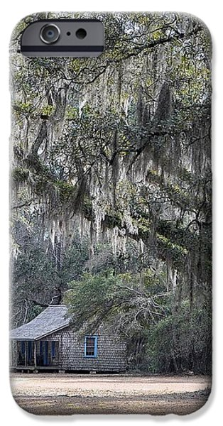 Southern Shade iPhone Case by Al Powell Photography USA