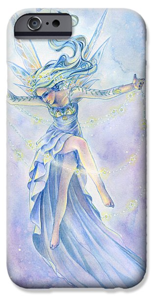 Star iPhone 6 Case - Star Dancer by Sara Burrier