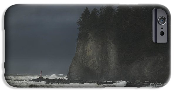 Storm At Lapush Washington State IPhone 6 Case