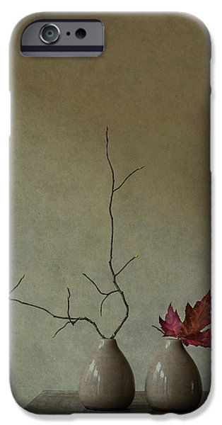 Brown iPhone 6 Case - Strange Companions by Galina Bunkova
