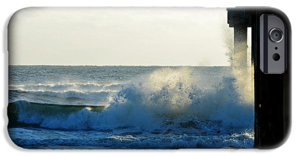 IPhone 6 Case featuring the photograph Sun Splash by Anthony Baatz