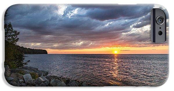 Sundown Bay IPhone 6 Case by Bill Pevlor