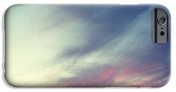 Sunset Clouds IPhone 6 Case