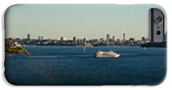 IPhone 6 Case featuring the photograph Sydney Panorama by Miroslava Jurcik