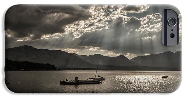 Jet Ski iPhone 6 Case - Tahoe Frame Of Mind by Mitch Shindelbower